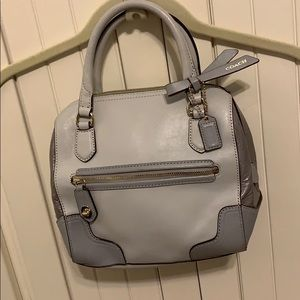 Gray HandHeld Bag